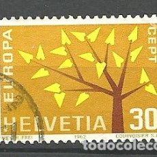 Sellos: YT 698 SUIZA 1962 . Lote 91455520