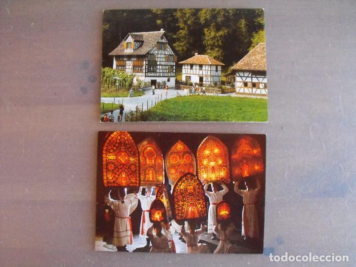 Sellos: Suiza. Lote con enteropostales, sobre primer día, ediciones conmemorativas. Ver fotos. - Foto 11 - 99227459