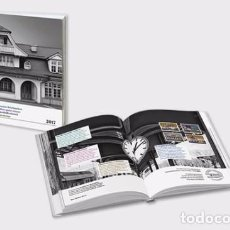 Sellos: SWITZERLAND 2017 - YEAR BOOK 2017 - (MINT) - ANNUAL PRODUCT. Lote 102222331