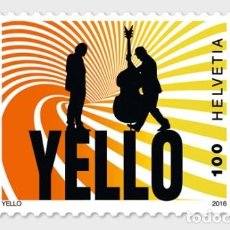 Stamps - SUIZA 2016 Yello - 105041771
