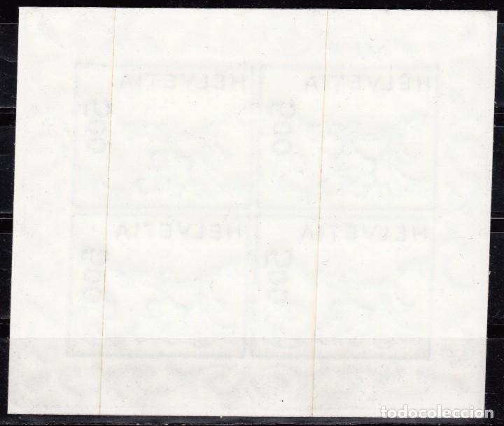 Sellos: SUIZA , 2000 YVERT Nº 1654 A , St. Gallen bordado - Foto 2 - 105671147