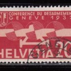Sellos: SUIZA , AÉREO 1932 YVERT Nº 16 / 18. Lote 105674711
