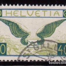 Sellos: SUIZA , AÉREO 1929 - 1937 YVERT Nº 14. Lote 105676223