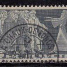 Sellos: SUIZA , 1938 YVERT Nº 313 B / 315 B. Lote 105757155