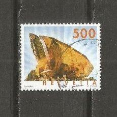 Sellos - SUIZA YVERT NUM. 1843 USADO - 110568479