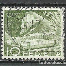 Sellos: SUIZA - 1949 - MICHEL 531 - USADO. Lote 110897123