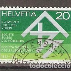 Sellos: SUIZA.1982. YT 1143. Lote 123029867