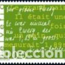 Sellos: SELLO USADO DE SUIZA, YT 2097. Lote 126202039