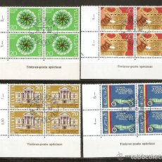 Sellos: SUIZA. 1980 YT.1100/1103. Lote 133396870