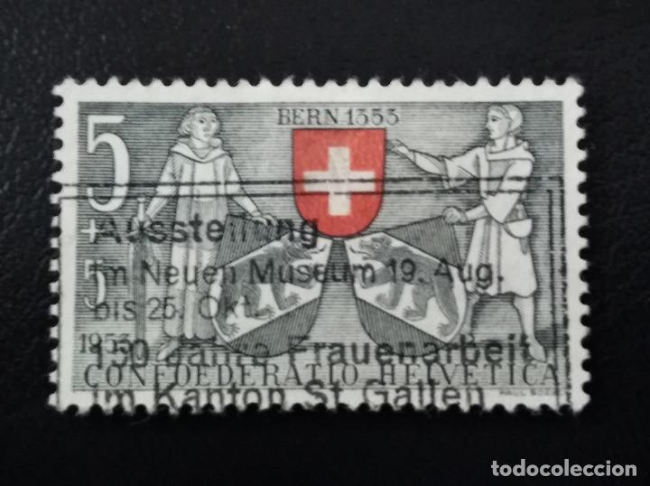 SUIZA , 1953 , YVERT 531 (Sellos - Extranjero - Europa - Suiza)