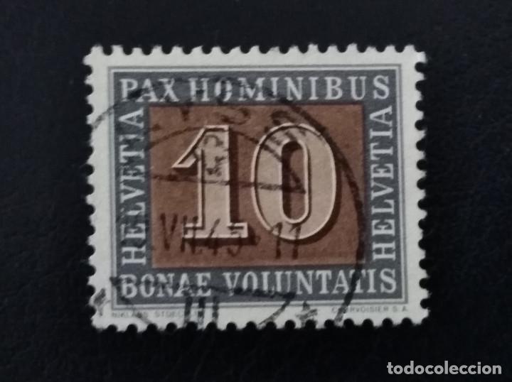 SUIZA , 1945 , YVERT 406 (Sellos - Extranjero - Europa - Suiza)