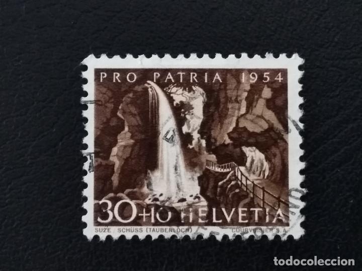SUIZA , 1954 , YVERT 551 (Sellos - Extranjero - Europa - Suiza)