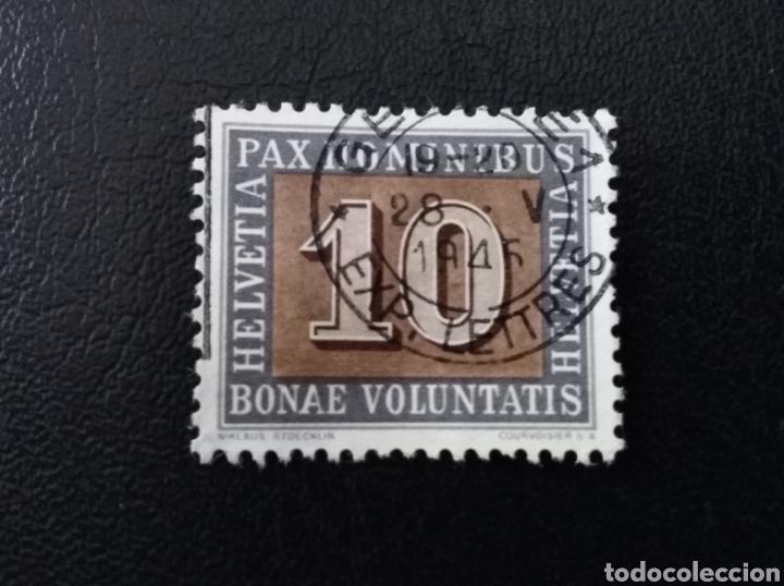 SUIZA, 1945, YVERT 406 (Sellos - Extranjero - Europa - Suiza)