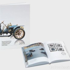 Sellos: SWITZERLAND 2015 - YEAR BOOK 2015 CANCELLED - ANNUAL PRODUCT. Lote 138074834