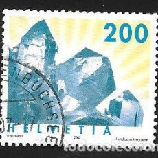 Sellos: SUIZA. Lote 143993042