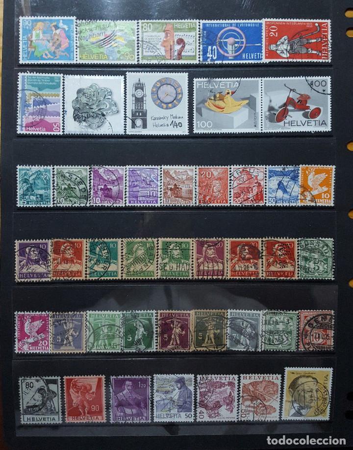 Sellos: Lote sellos de Suiza - Lot Stamp Helvetia - Foto 2 - 146145062