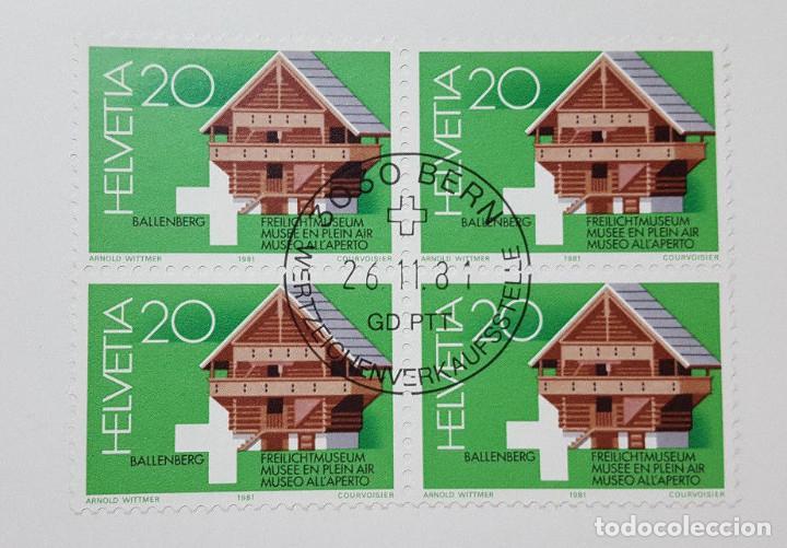 Sellos: Lote sellos de Suiza - Lot Stamp Helvetia - Foto 10 - 146145062