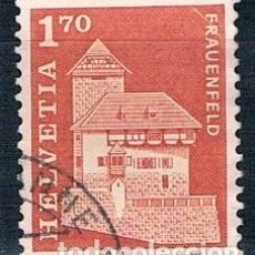 Sellos: SUIZA SELLO USADO 1966 YVES 765. Lote 149893166