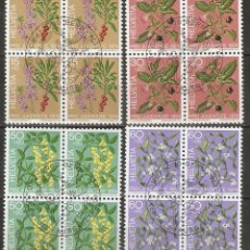 Sellos: SUIZA. 1974. YV Nº 972/975. Lote 152654618