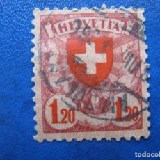 Sellos: SUIZA, 1924 YVERT 209. Lote 161769462