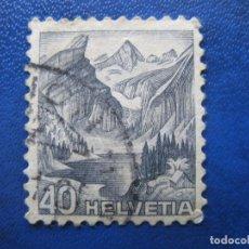 Sellos: SUIZA, 1936 YVERT 297. Lote 161771282