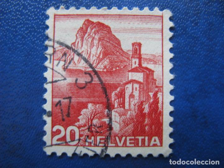 SUIZA, 1938 YVERT 312 (Sellos - Extranjero - Europa - Suiza)