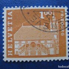 Sellos: SUIZA, 1960 YVERT 657. Lote 161817110