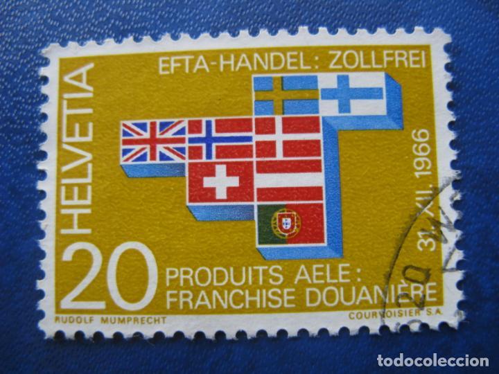 SUIZA, 1967 YVERT 785 (Sellos - Extranjero - Europa - Suiza)