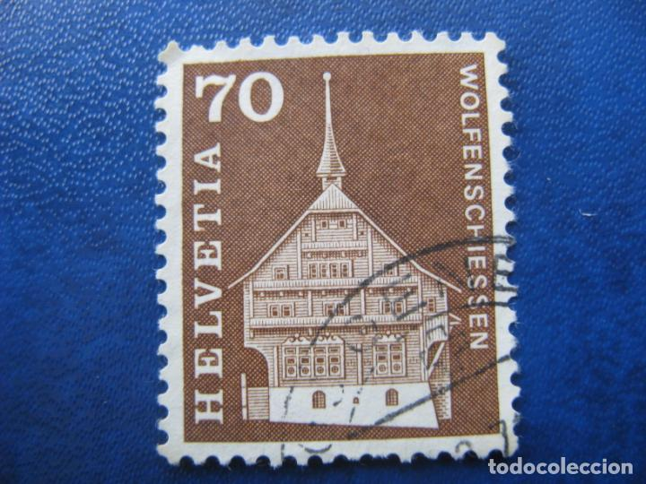 SUIZA, 1967 YVERT 795 (Sellos - Extranjero - Europa - Suiza)