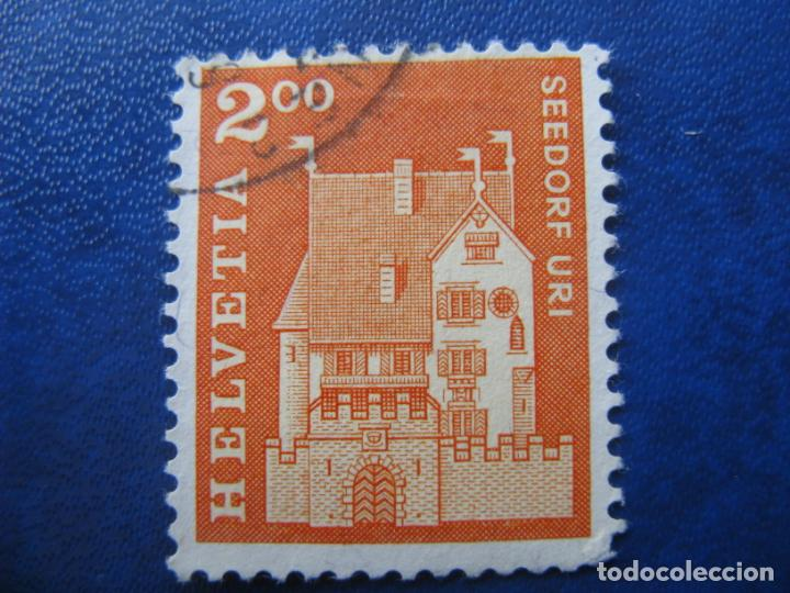 SUIZA, 1967 YVERT 796 (Sellos - Extranjero - Europa - Suiza)