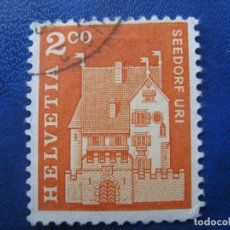 Sellos: SUIZA, 1967 YVERT 796. Lote 161887186