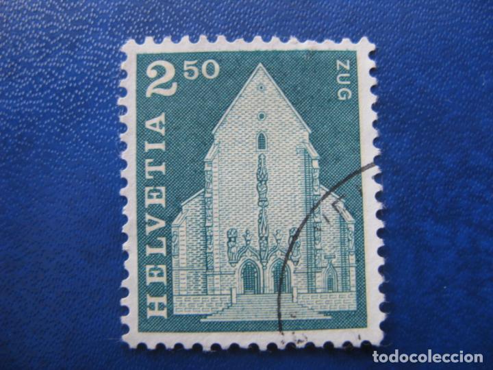 SUIZA, 1967 YVERT 797 (Sellos - Extranjero - Europa - Suiza)