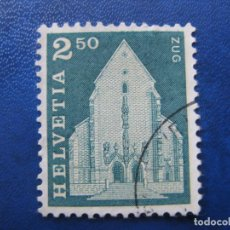 Sellos: SUIZA, 1967 YVERT 797. Lote 161887410
