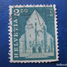 Sellos: SUIZA, 1967 YVERT 797. Lote 161887598