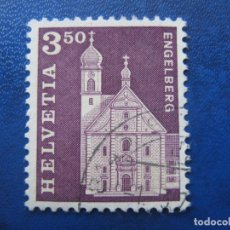Sellos: SUIZA, 1967 YVERT 798. Lote 161887794