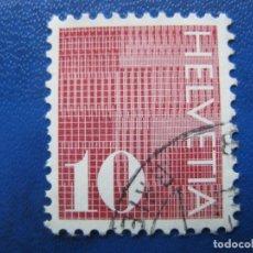 Sellos: SUIZA, 1970 YVERT 861. Lote 161924582