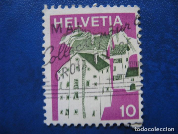 SUIZA, 1973 YVERT 934 (Sellos - Extranjero - Europa - Suiza)