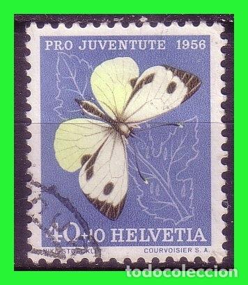 SUIZA 1956 PARA LA JUVENTUD, YVERT Nº 585 (O) (Sellos - Extranjero - Europa - Suiza)
