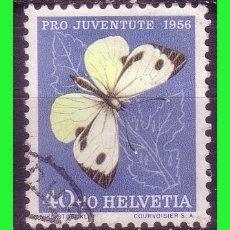 Sellos: SUIZA 1956 PARA LA JUVENTUD, YVERT Nº 585 (O) . Lote 165121046