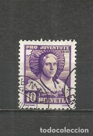SUIZA YVERT NUM. 283 USADO (Sellos - Extranjero - Europa - Suiza)