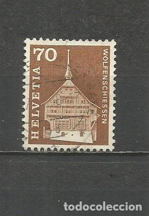 SUIZA YVERT NUM. 795 USADO (Sellos - Extranjero - Europa - Suiza)