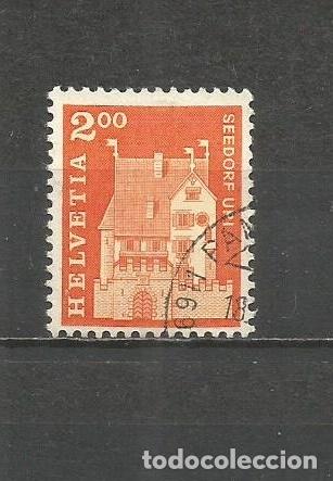 SUIZA YVERT NUM. 796 USADO (Sellos - Extranjero - Europa - Suiza)