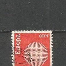 Timbres: SUIZA YVERT NUM. 855 USADO. Lote 165481526