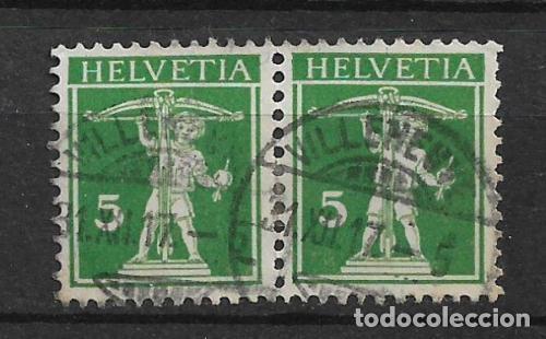 SUIZA 1911 USADOS - 5/43 (Sellos - Extranjero - Europa - Suiza)