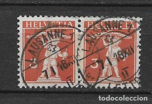 SUIZA 1910 USADOS - 5/43 (Sellos - Extranjero - Europa - Suiza)