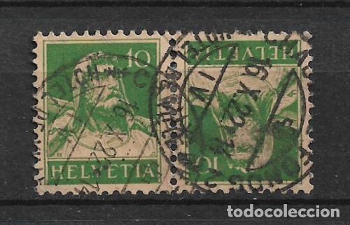 SUIZA 1921 USADOS - 5/43 (Sellos - Extranjero - Europa - Suiza)