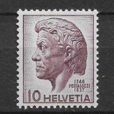 Sellos: SUIZA 1946 ** NUEVO - 5/43. Lote 168346436