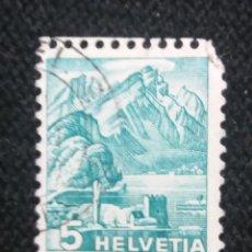 Sellos: SUIZA, HELVETIA, 5, AÑO 1932.. Lote 168622472