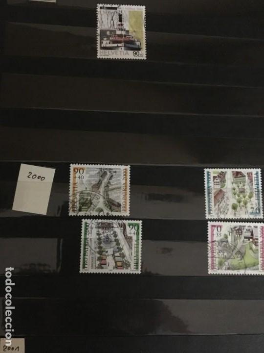 Sellos: SUIZA, 1938- 2007, LOTE DE SERIES DE PRO-PATRIA, SELLOS NUEVOS Y USADOS, (ALTO VALOR EN CATALOGO) - Foto 30 - 172025093