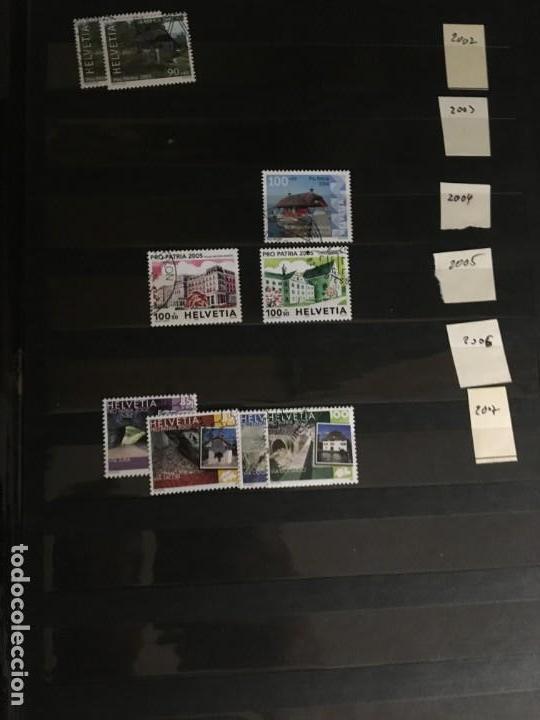 Sellos: SUIZA, 1938- 2007, LOTE DE SERIES DE PRO-PATRIA, SELLOS NUEVOS Y USADOS, (ALTO VALOR EN CATALOGO) - Foto 31 - 172025093